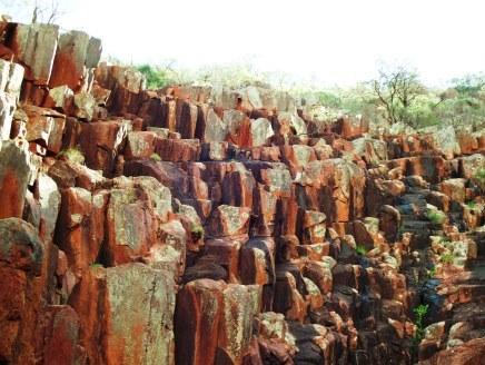 Organ Pipes Rocks