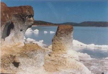 Salt Lake Formations