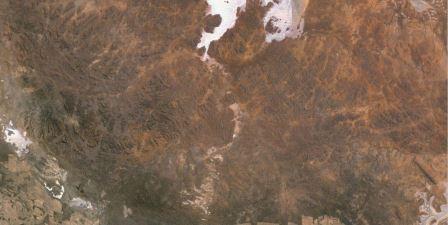 Aerial Gawler Ranges