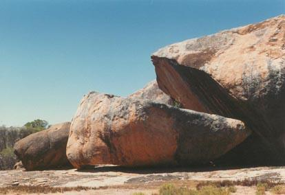 Angular Rock At Tcharkulda